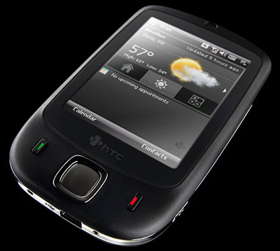 HTC Touch, la alternativa al iPhone