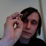 Finlandes con dedo usb